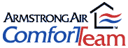 Armstrong Air Comfort Team Badge
